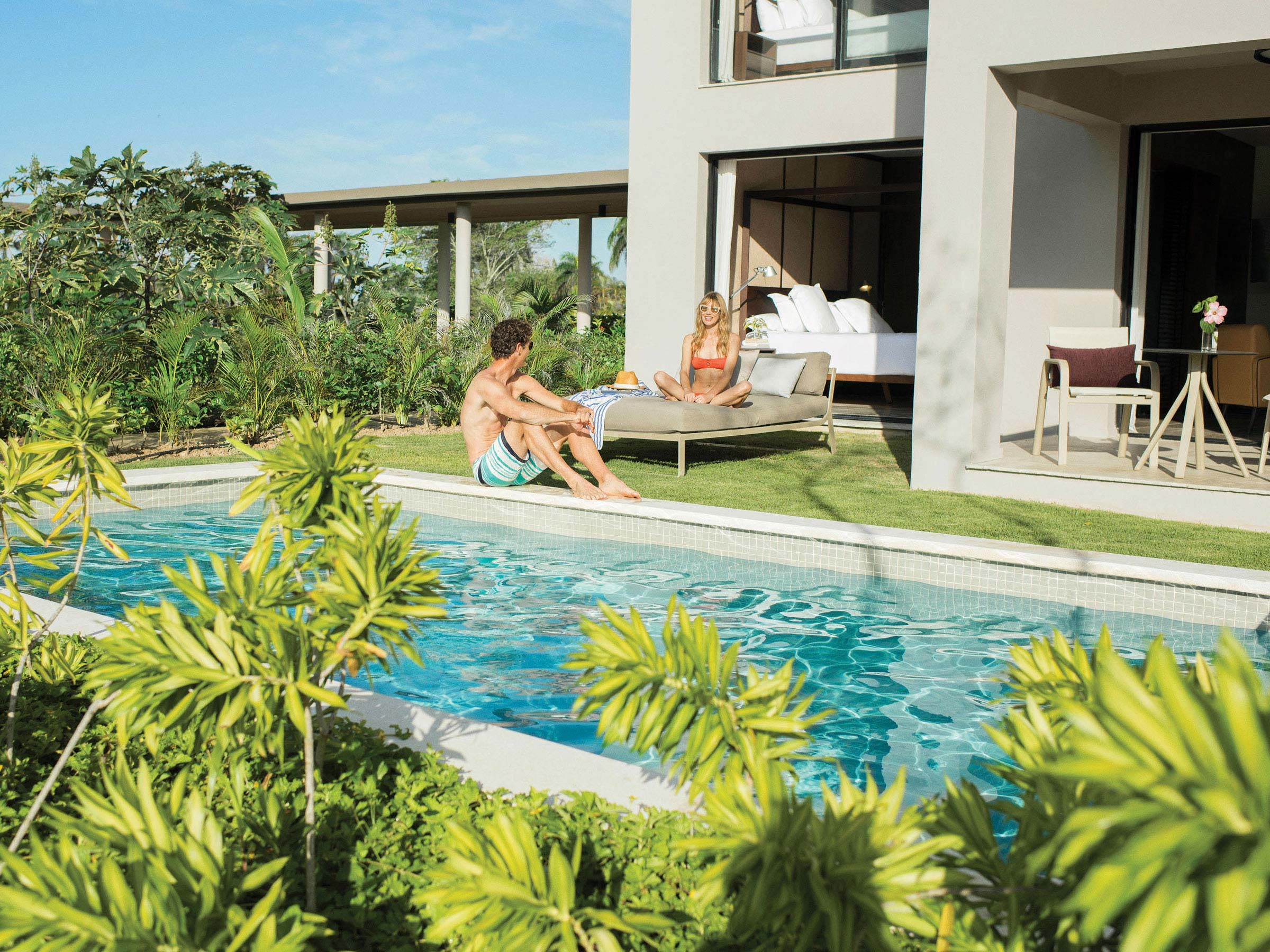 Indulge in Luxury Suites with Our All Inclusive Vacation Deals at Excellence Punta Cana