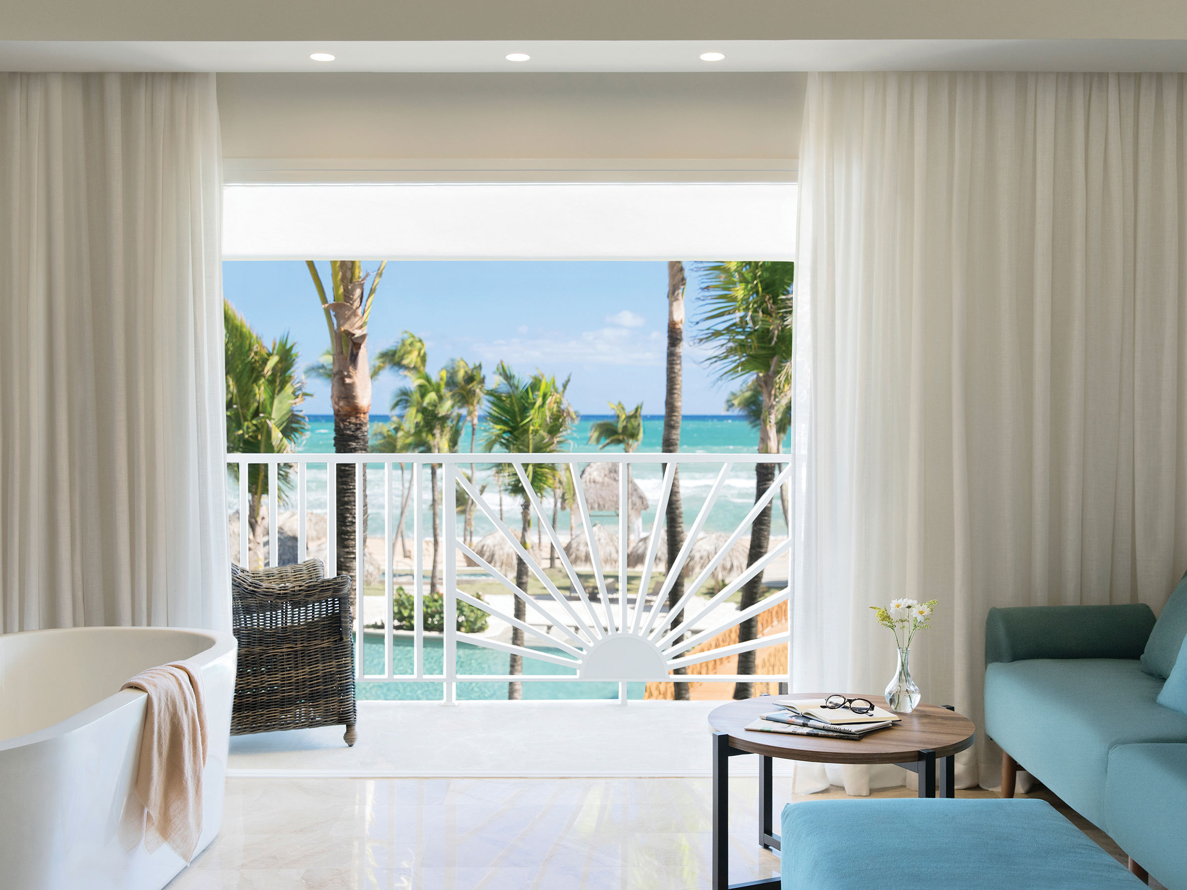 Stay in our Swim Up Suites in our Caribbean Resorts